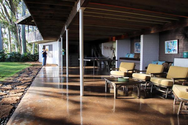 ハワイ オシポフの建築リジェストランド邸 31