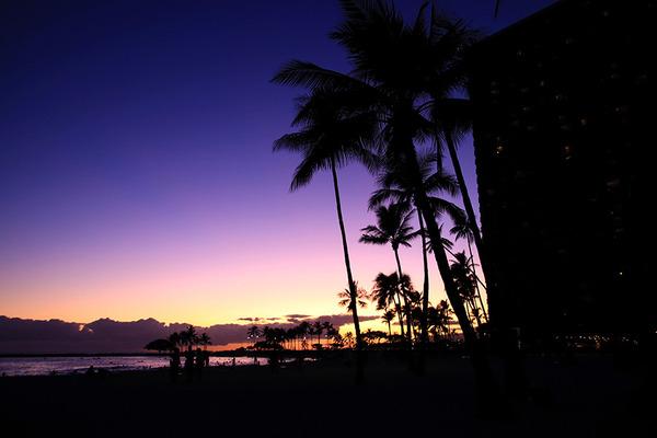 ワイキキビーチサンセットは素敵な空間 4