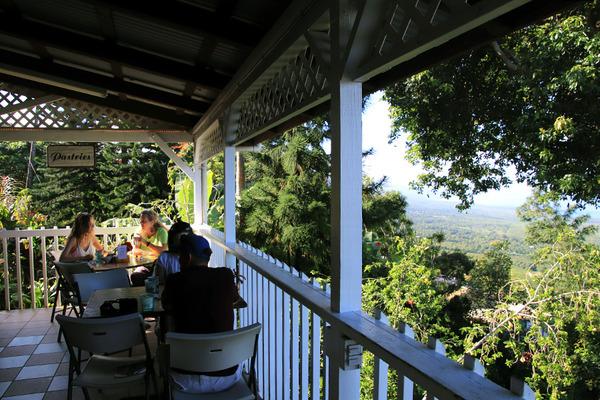 コーヒーシャックの朝食はハワイ島一番 12