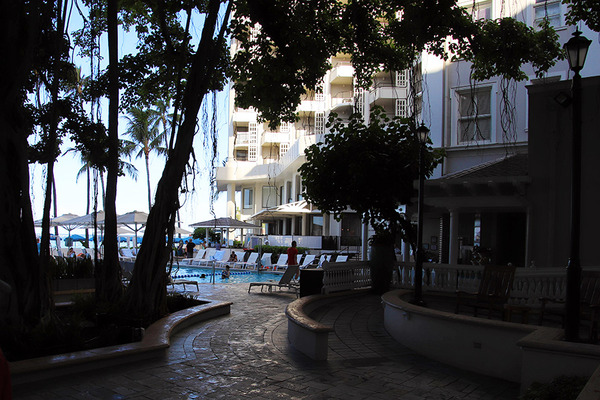 モアナサーフライダーホテル バニヤンツリー 7