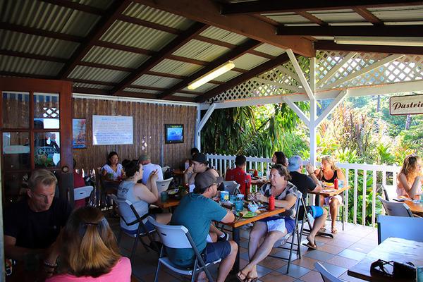 コーヒーシャックの朝食はハワイ島一番 2