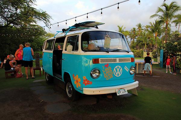 ハワイ ワイコロア ラバラバ ビーチクラブ 3