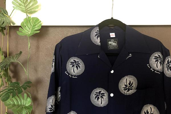 仕立ての良いアロハシャツ 7