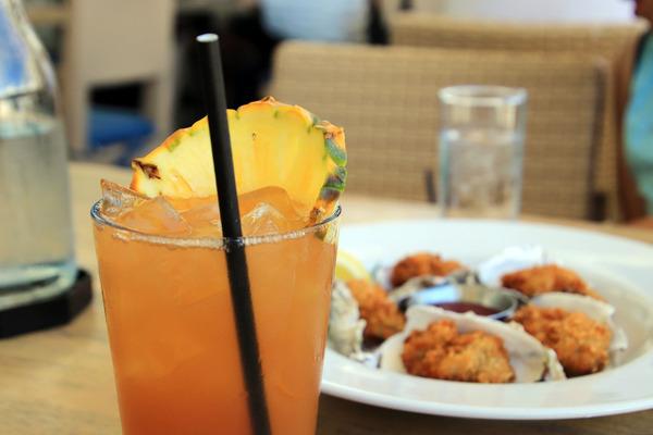 カカアコ ソルト フィッシュホノルル 生牡蠣 4