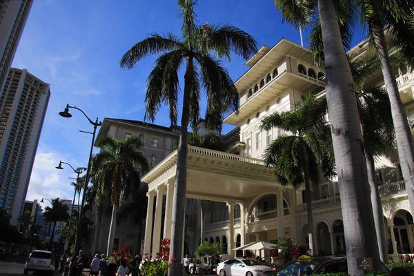 モアナサーフライダーホテル バニヤンツリー 1