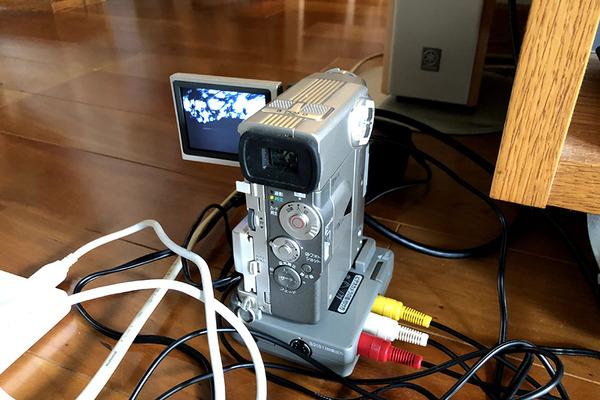 古いビデオDV-CをHDDにパソコンなしでダビング 2