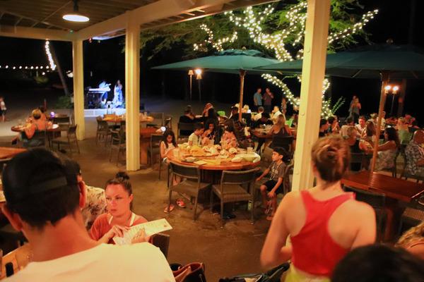 ハワイ ワイコロア ラバラバ ビーチクラブ 8