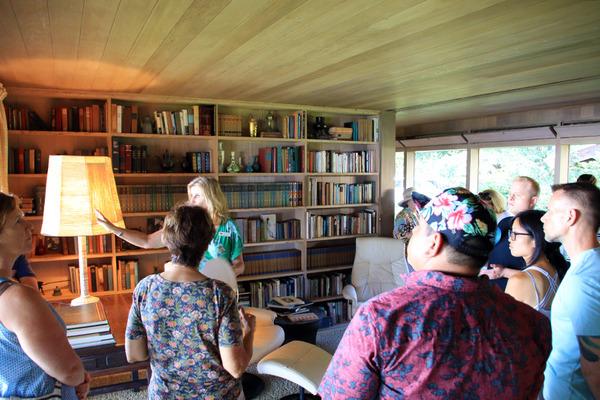 ハワイ オシポフの建築リジェストランド邸 21