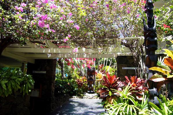 懐かしのハワイアナホテルはビーチウォークにありました 2