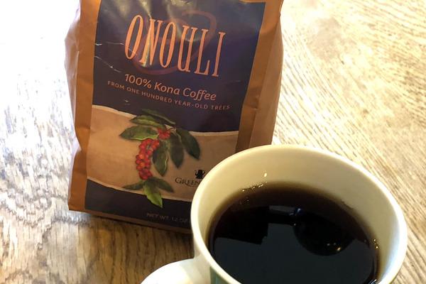 ハワイ グリーンウェルファーム おいしいコナコーヒー 8