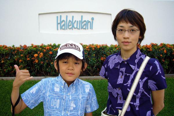 ハレクラニのサンデーブランチは優雅 11