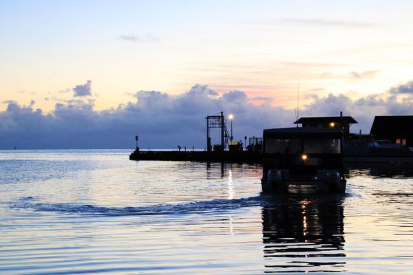 カネオヘサンドバーキャプテンブルース天国の海 3