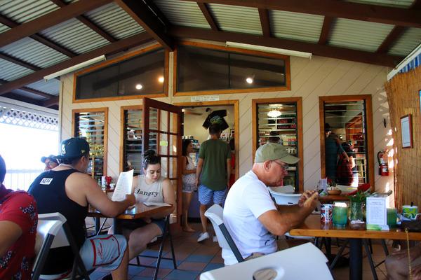 コーヒーシャックの朝食はハワイ島一番 4