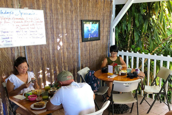 コーヒーシャックの朝食はハワイ島一番 3