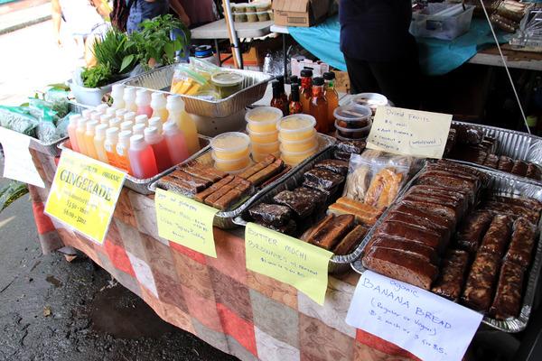 ハワイ島 ヒロ ファーマーズマーケット 土曜日 18