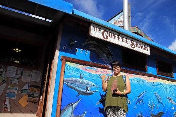 コーヒーシャックの朝食はハワイ島一番 17