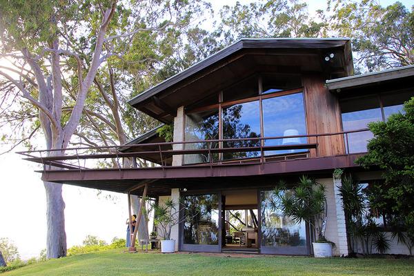 ハワイ オシポフの建築リジェストランド邸 9