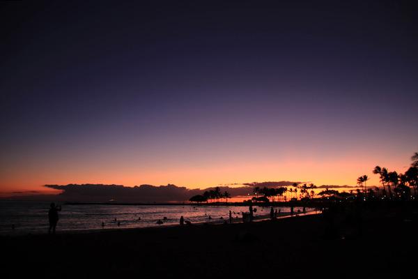 ワイキキビーチサンセットは素敵な空間 5