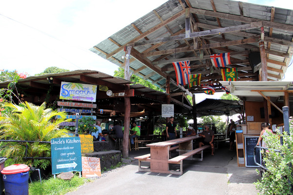 Uncle Robert's Awa Bar and Farmers Market 1