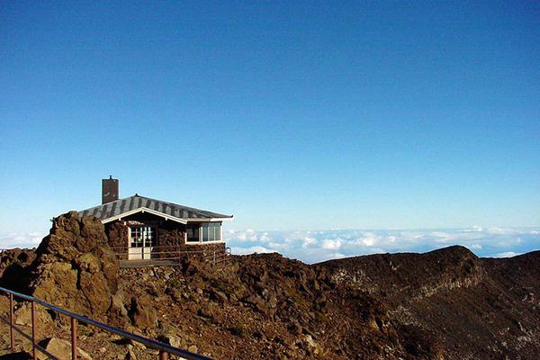 ハワイマウイハレアカラ山頂 3