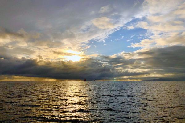 キャプテンブルース天国の海ワイキキサンセットクルーズツアー  3