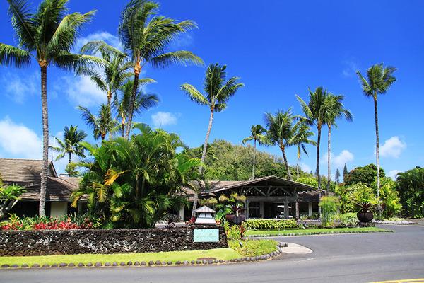 マウイ島ハナの丘の上の十字架 1