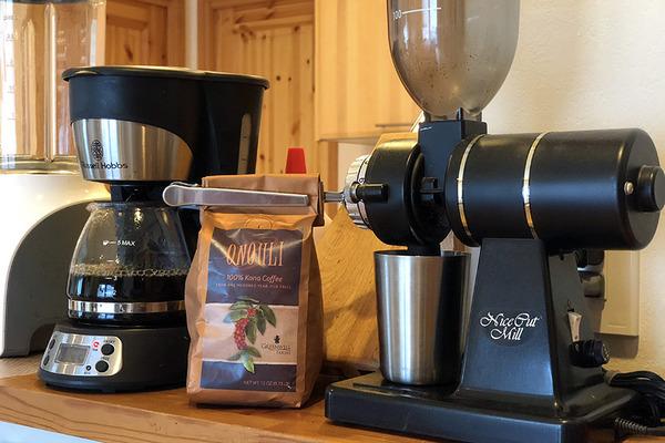 ハワイ グリーンウェルファーム おいしいコナコーヒー 7