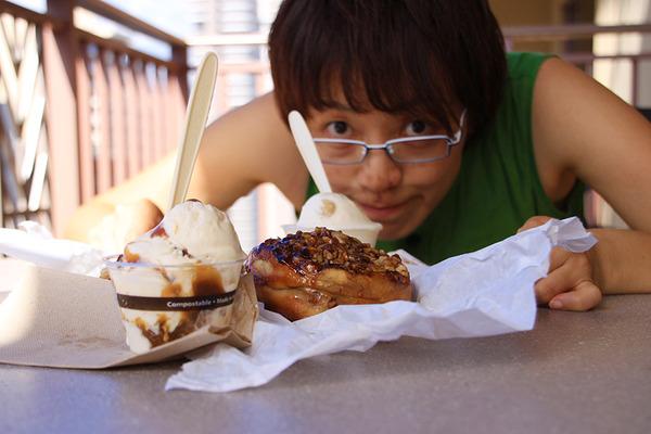 ハワイで一番好きなアイスクリームラパーツ 4