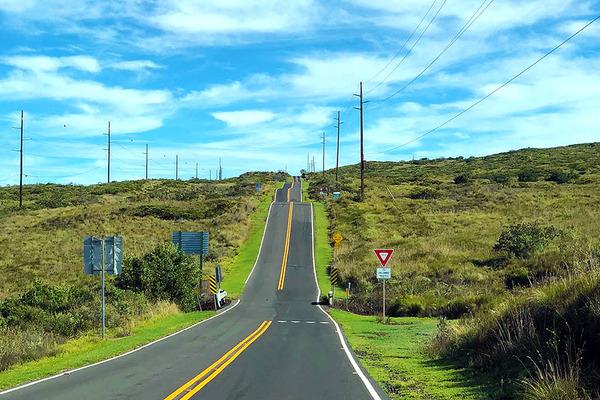 ハワイ島は世界三大パワースポット 2