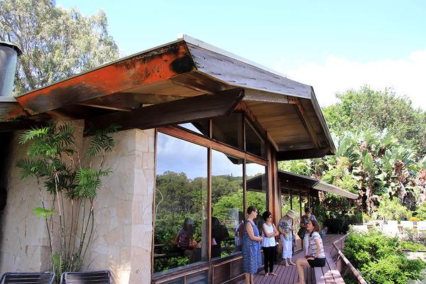 ハワイ オシポフの建築リジェストランド邸 13