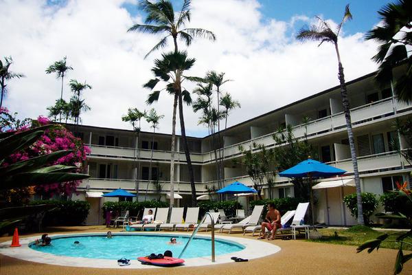 懐かしのハワイアナホテルはビーチウォークにありました 3