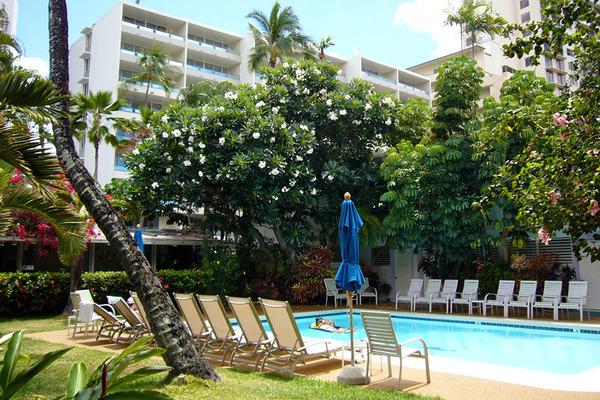 おうちハワイハワイアナホテルのホヌの真似 1