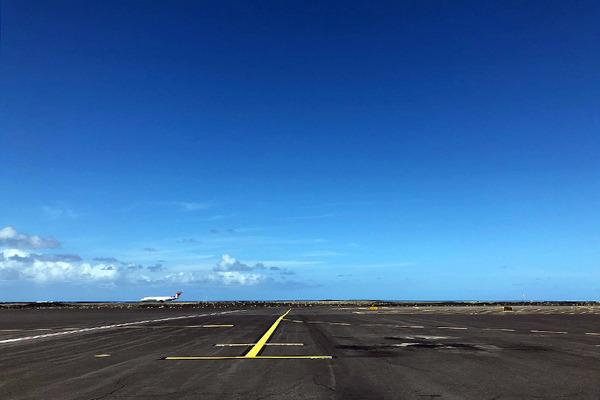 コナ国際空港2
