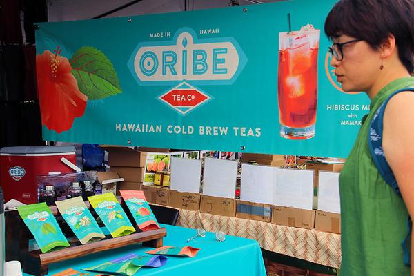 ハワイ島 ヒロ ファーマーズマーケット 土曜日 16