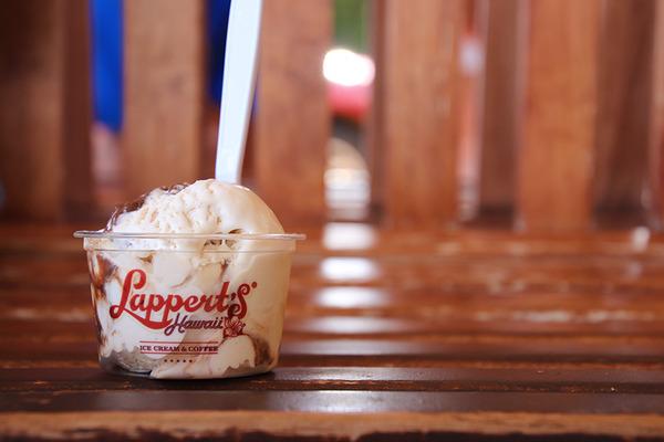 ハワイで一番好きなアイスクリームラパーツ 1