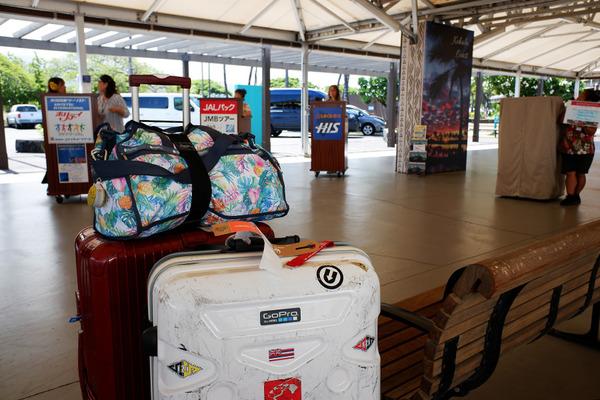 コナ国際空港7