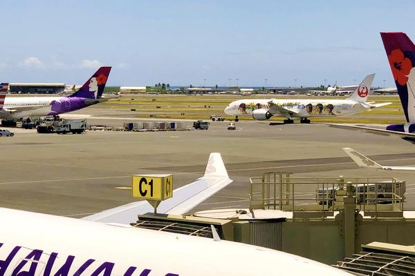 ハワイ航空各社の運休計画は