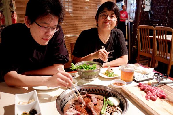 ワイキキの美味しい焼肉銀座園 9