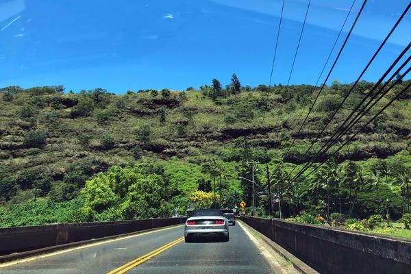 大好きなハワイでも相性の悪い場所がある 1