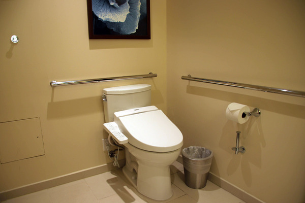 HGVヒルトングランドアイランダーバスルーム室内洗濯機 4
