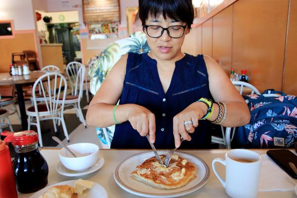 アイナハイナのジャックスレストランは朝食が美味しい 9