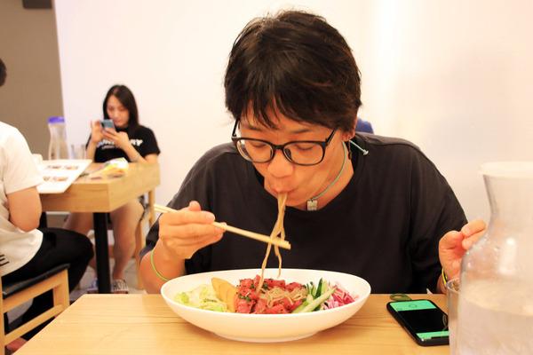 クヒオ通りのスンドゥブソウル豆腐 7