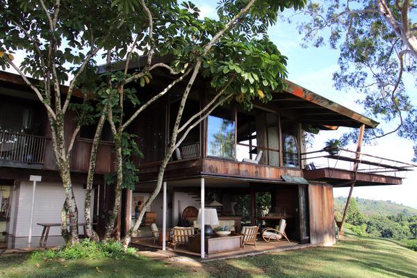 ハワイ オシポフの建築リジェストランド邸 11