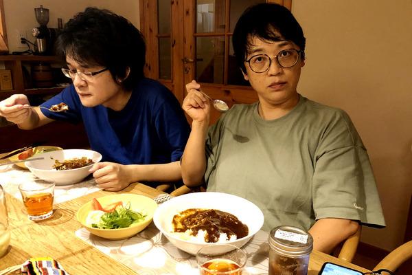 JAL羽田成田国際線ラウンジのカレーを自宅で食す 8