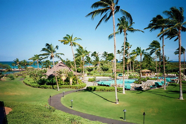 あのころハワイ初ハワイ島はワイコロアリゾートホテル  4