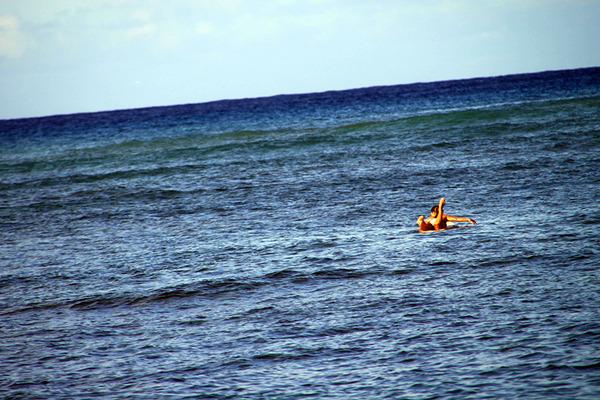 honolua surfer girl