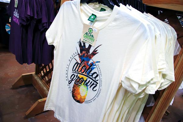 ハワイ ヒロ 人気のTシャツ アロハグロウン 6