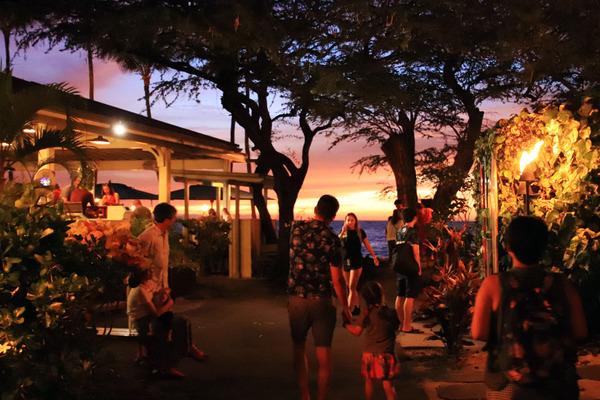 ハワイ ワイコロア ラバラバ ビーチクラブ 6