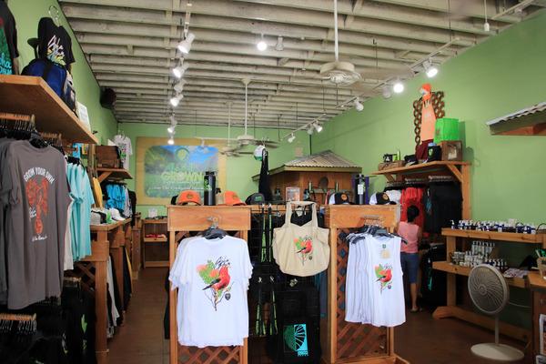 ハワイ ヒロ 人気のTシャツ アロハグロウン 2