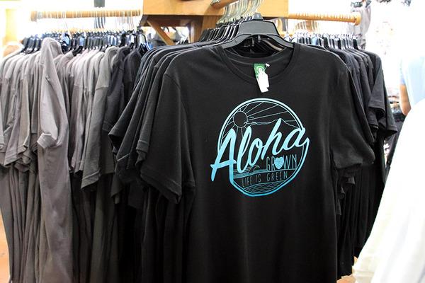 ハワイ ヒロ 人気のTシャツ アロハグロウン 5